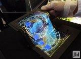 三星显示已开始为 Galaxy Fold智能手机大规模生产可折叠显示器