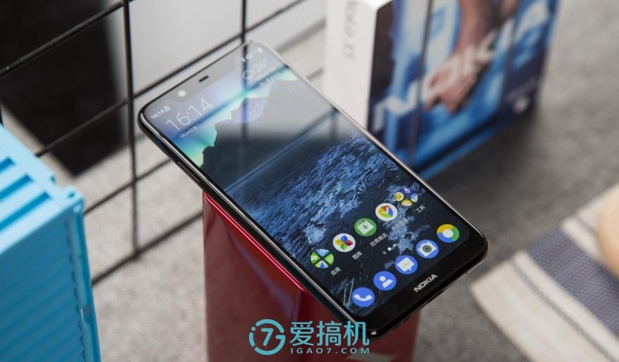 NokiaX5高清图赏