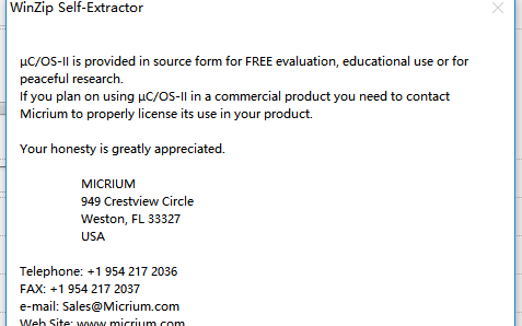 LPC1768 uCOS II IAR官方版本软件应用程序免费下载