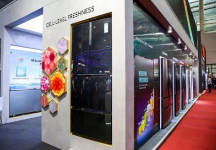 卡萨帝推出F+自由嵌入式冰箱 出口欧洲实现高定价、高增幅