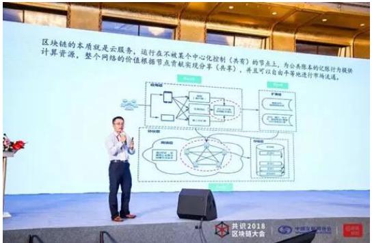 区块链与云服务之间有着怎样的联系与差异