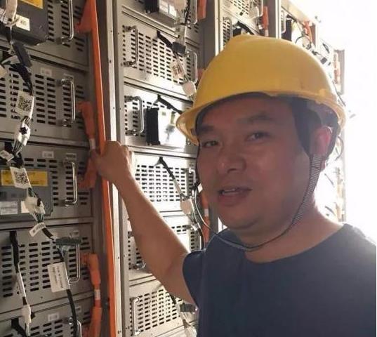连动电力开发储能专用电力连接器 应用于国网镇江五...