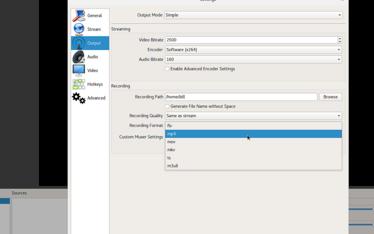 基于Linux系统上的OBS Studio主播软件应用设计浅析