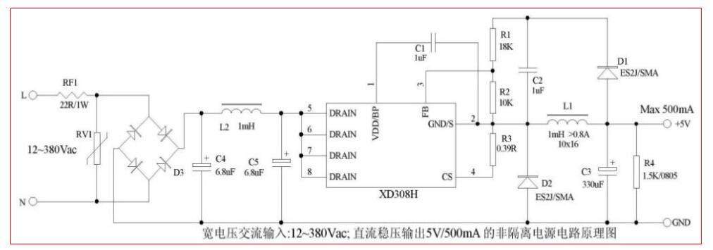 5低静态电流低压降(LDO)线性稳压器是一款高性能LDO稳压器。它具有+/- 0.9%的线路和负载精度以及超低静态电流和噪声,涵盖了当今消费类电子产品所需的所有必要功能。这种独特的器件保证在没有最小负载电流要求的情况下保持稳定,并且对于任何类型的小至1.0 uF的电容器都是稳定的。 NCV8535还配备了感应和降噪引脚,以提高设备的整体实用性。 NCV8535提供反向偏压保护。 特性 线路和负载的高精度(25时+/- 0.