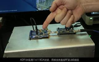 AD9164系列高速DAC可涵蓋L和S頻段