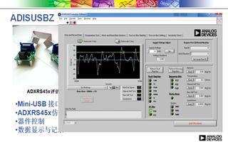 ADXRS450角速率传感器的性能特点及应用范围