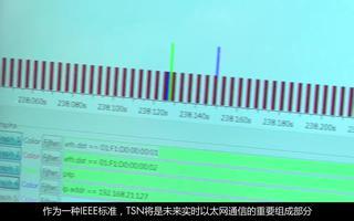 如何利用TSN评估套件将工业以太网流量转化为TSN流