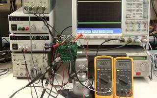 LTM4641降压型DC/DCμModule稳压器的性能分析