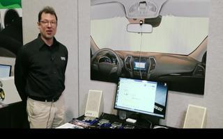 通过A2B技术相连的车载通信系统的相关应用