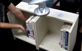 运用图像识别技术设计的图书管理系统