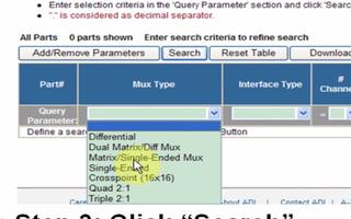 模拟开关和多路复用器的结构及参数分析