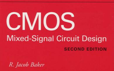CMOS混合信号电路设计第二版PDF电子书免费下载