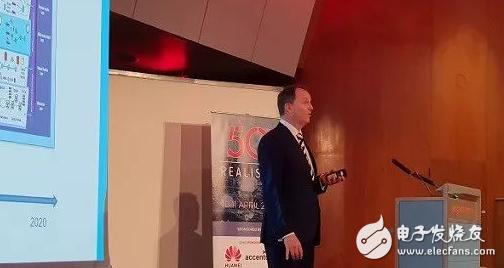 """欧盟主席 Colin Willcock: 韩、美5G只是给 LTE穿""""新鞋"""""""