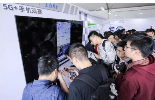 vivo利用中国移动5G网络首次公开展示了5G手机预商用场景应用