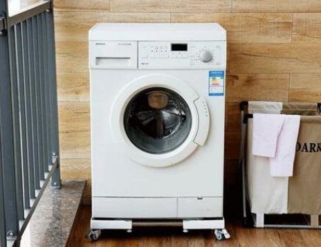 在洗衣机下装个底座 有以下这些优点