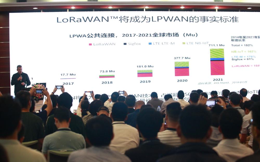面對LPWAN技術競爭,LoRa如何降成本和建生態