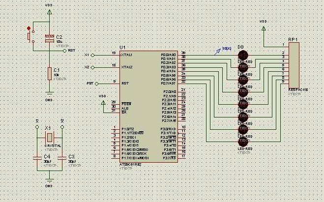51单片机寄存器有哪些功能51单片机寄存器功能一览表详细说明