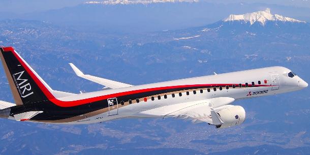 三菱飞机公司三年MRJ的新订单数为零并还将面临着竞争环境的恶化
