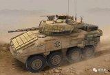 SAIC公司将为海军陆战队研发具有最先进车载电子设备的装甲侦察车