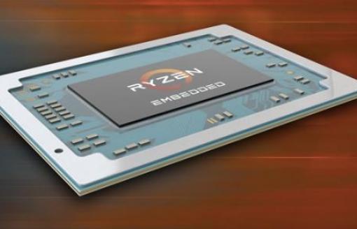 AMD锐龙嵌入式R1000 SoC为嵌入式行业带来了全新性能标杆