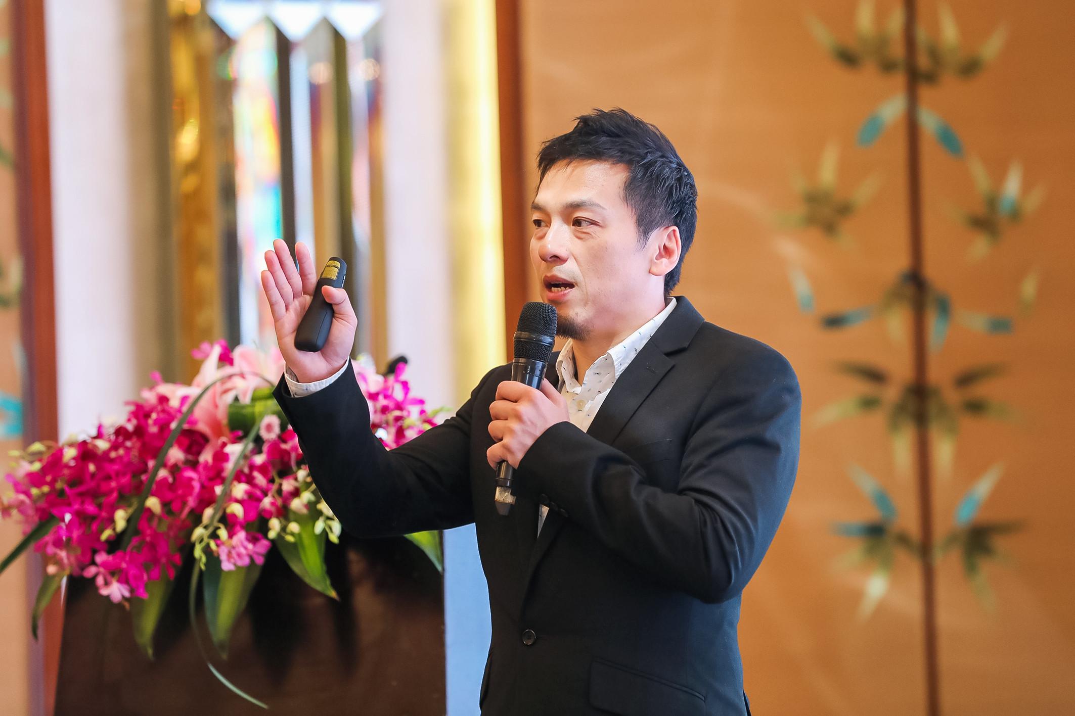 麥正奇,英飛凌電源管理及多元化市場事業部大中華區射頻及傳感器部門總監