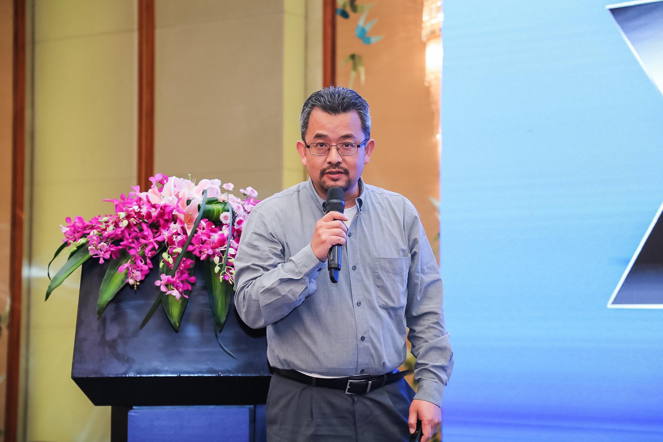 陳暉,兆易創新資深產品市場總監