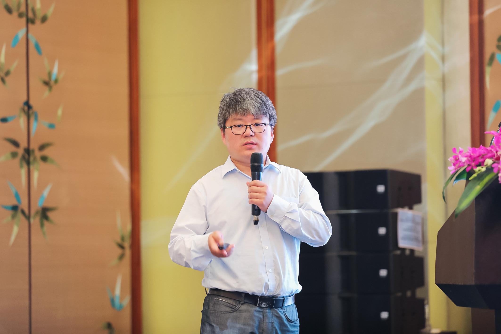 于常涛,ADI亚太区工业自动化行业市场部经理