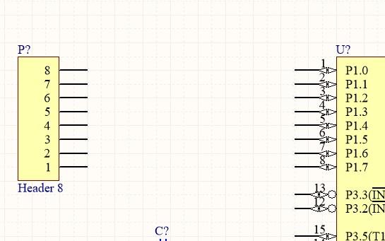 Altium Designer绘制总线的方法