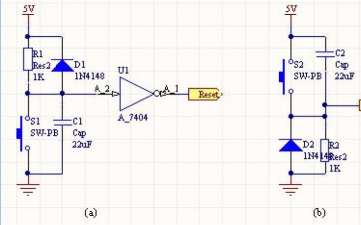 如何进行51单片机复位电路的设计复位电路的详细资料说明