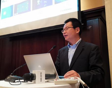华为发布了以自动驾驶为目标的下一代网络运维构架