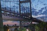 纽约首次尝试在大桥上识别车内司机面孔 失败得很彻...
