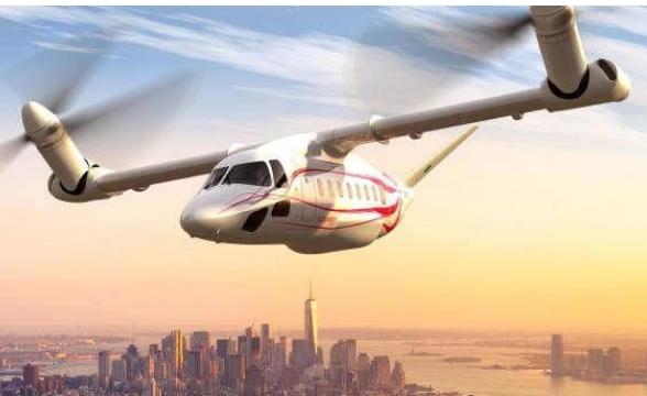 意大利生产的首架民用倾旋翼机或将于明年投入使用