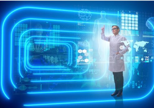 物联网技术可以实现智慧医院的智能化