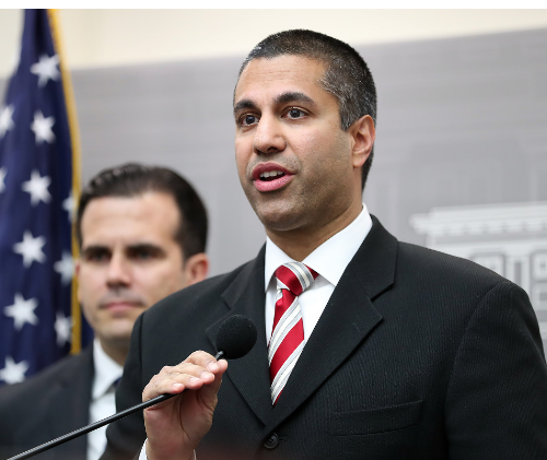 美国联邦通信委员会FCC正在采取一系列措施为5G服务提供额外的频谱