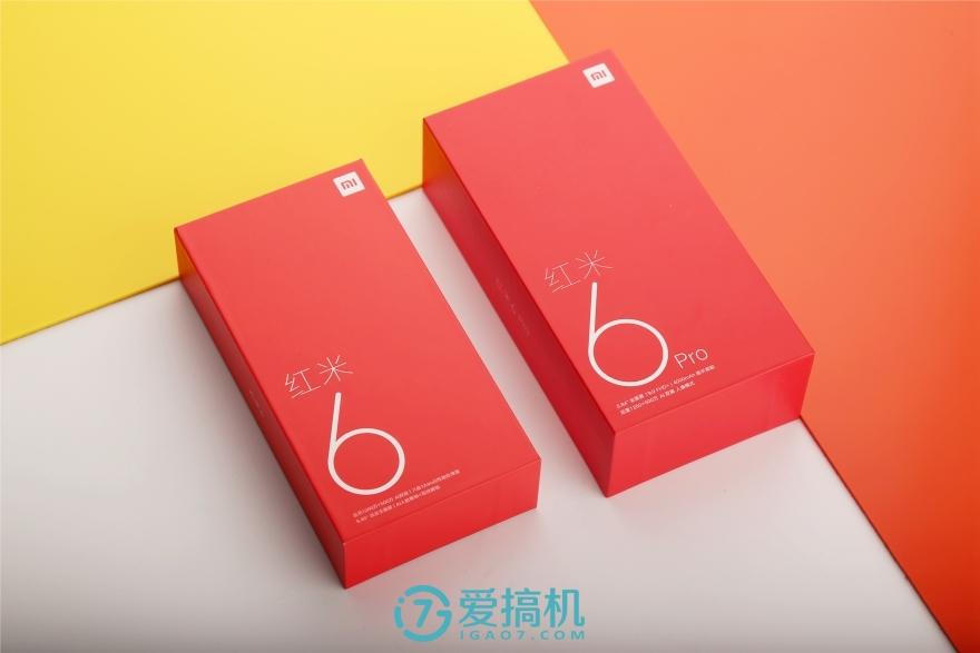 红米6Pro/红米6高清图赏