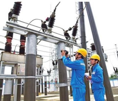 海南电网公司正式启动了首批智能电网综合示范项目