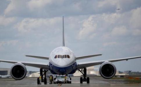 美国波音公司生产的787梦想客机还存在着重大安全隐患