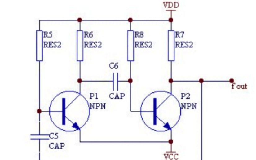 RC振荡电路有哪些接法RC振荡电路的几种接法详细说明