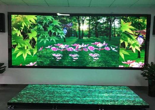 怎样提高LED显示屏的色度均匀性和色彩还原度