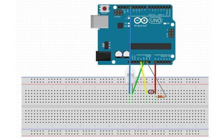 arduino蓝牙控制LED灯模拟实验的详细资料说明