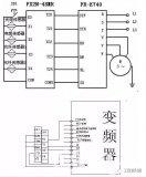 变频器与plc连接方式一般有几种方式?