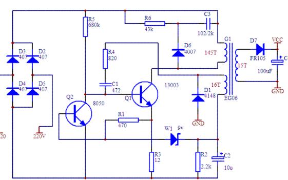 電源控制芯片中的開關損耗問題分析