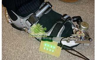最新日本NTT发明鞋发电机未来可为手机供电