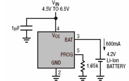 UN8HX带热调节功能的独立线性锂离子电池充电器的数据手册免费下载