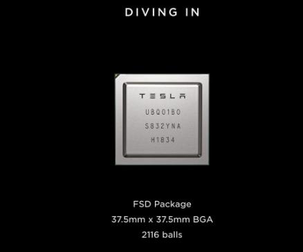 拜拜英伟达 特斯拉正试图为自动驾驶汽车制造首款电脑芯片