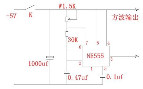 方波产生电路调试:黄线冲不上去的原因分析