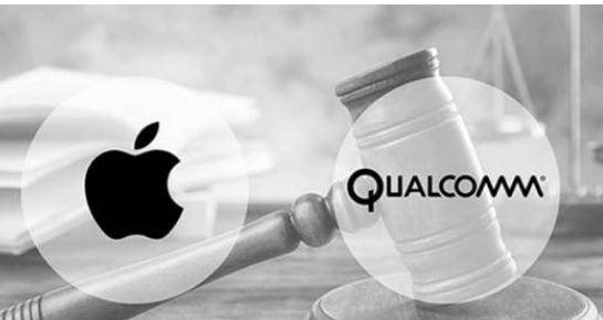 高通与苹果的专利诉讼大战已正式落下帷幕