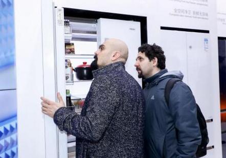 海尔冰箱破冰健康存储难题 布局5G健康新时代