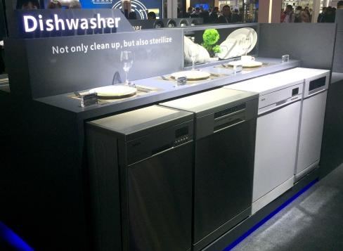格兰仕多样化洗碗机满足不同国家需求 成为广泛关注的热点