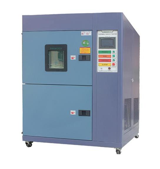 冷热冲击测试仪的操作过程